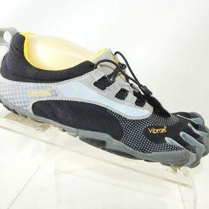Vibram FiveFingers Size 8 M Black Barefoot B5 A8